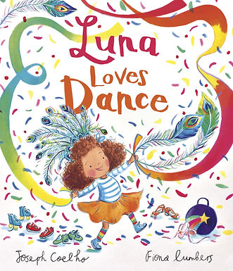 Win a Set of the Luna Loves Series
