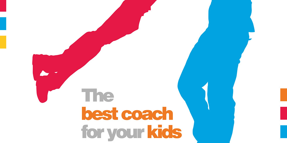 Be the Best Coach for Your Kids