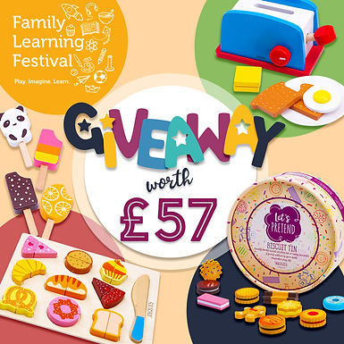 Win a Play Food Bundle from Jaques of London!