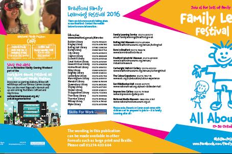 Bradford runs borough-wide Festival for ninth year