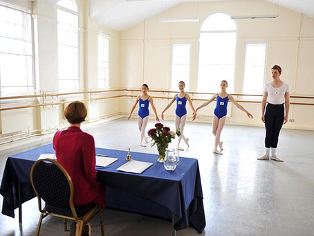 7 Tips to Prepare for Your Ballet Exam