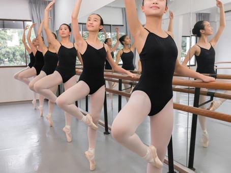 Ballet Basics: Passé and Retiré