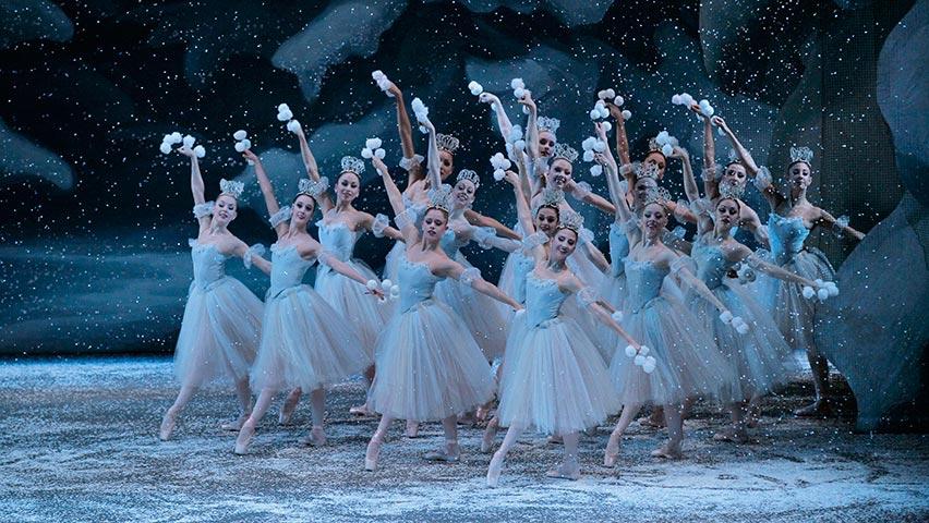 New York City Ballet performs George Balanchine's The Nutcracker®