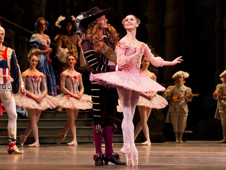 Repertoire Spotlight: The Sleeping Beauty