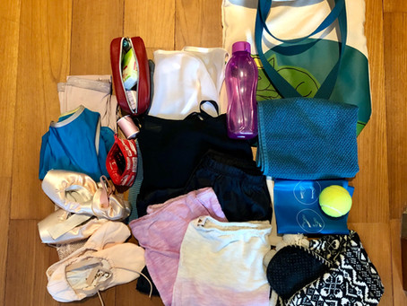 Top 10 Essentials To Pack in Your Dance Bag