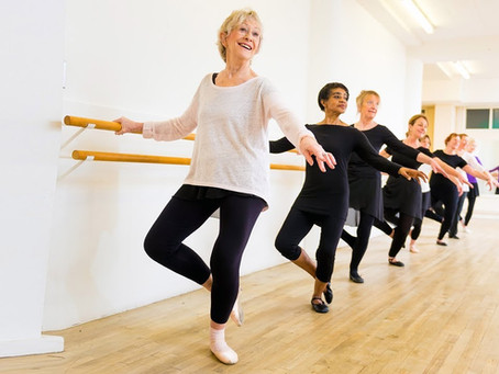 Benefits of Learning Ballet As A Senior