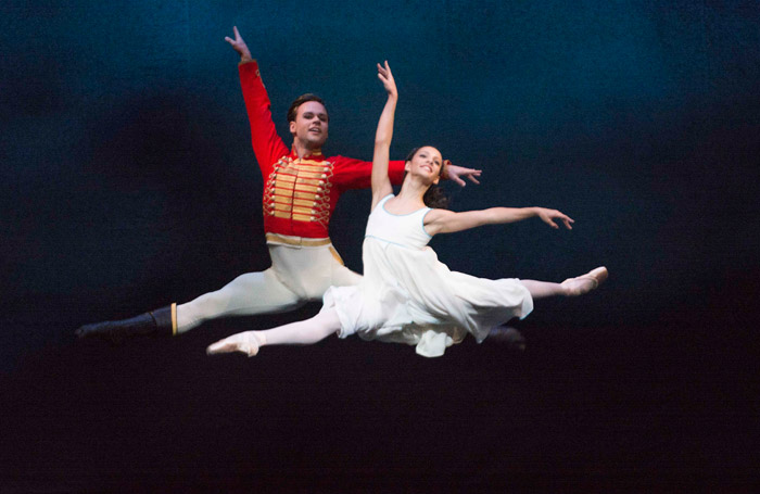 Peter Wright's The Nutcracker as performed by The Royal Ballet