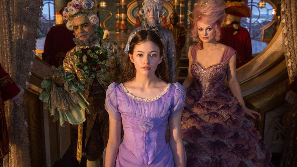 The Nutcracker and the Four Realms by Disney
