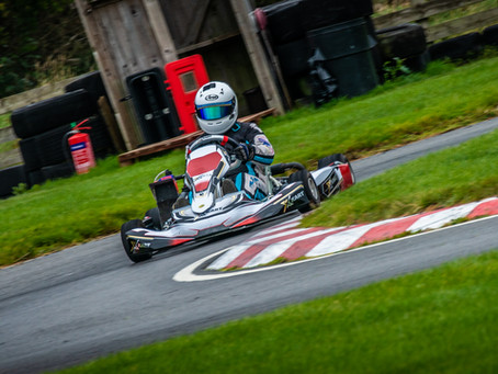 Test day success for X-KART at Whilton Mill