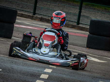 "Bradley Philpot – ""The kart was great out of the box!"""
