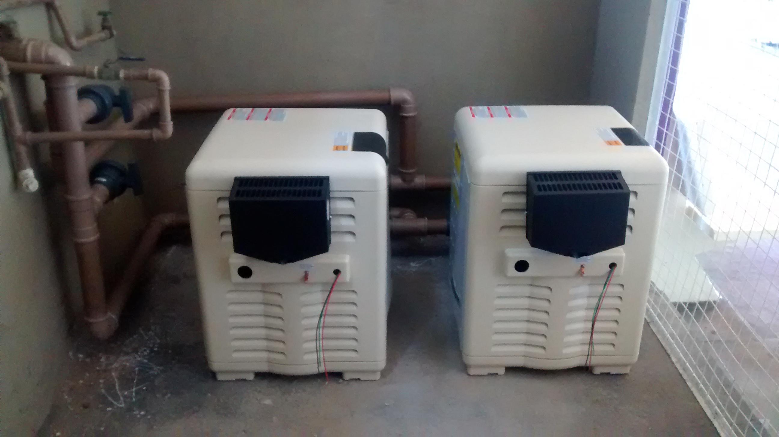 Aquecedores Htr400