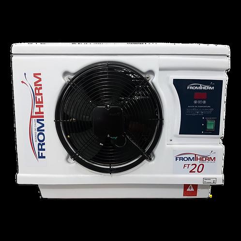 Trocador de Calor Ft 20 - Fromtherm