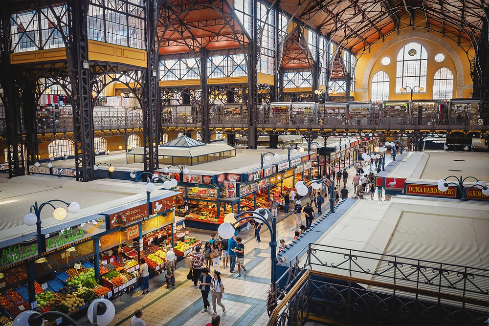 Central Market Hall - Budapest | Food Travel More