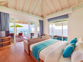 New resorts opening in the Maldives 2021