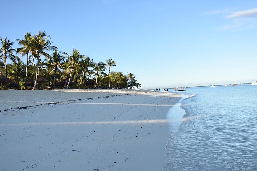 Where to visit in June - Zanzibar beach. Credit Pixabay.