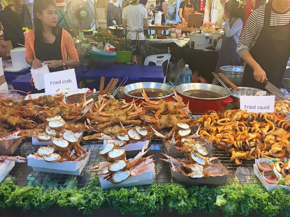 Thai Street Food Market