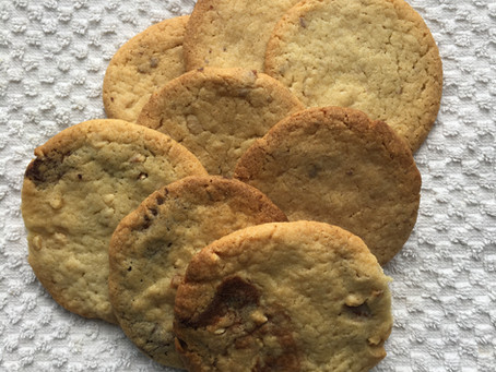 Egg Free Biscuits