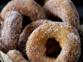 Fun & interesting facts about doughnuts