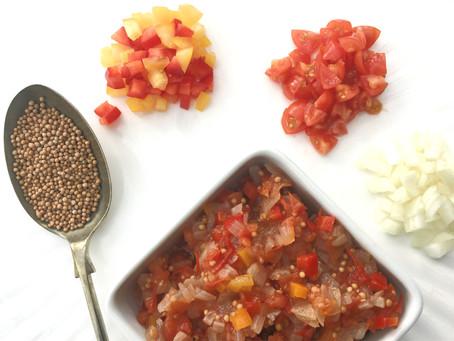 Tomato & Pepper Relish