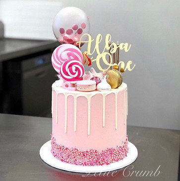 """7"""" Lindt white chocolate and raspberry m"""