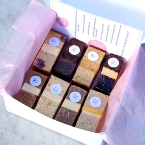 Sunday 11th October Sample box - Contains 8 flavours chosen by us