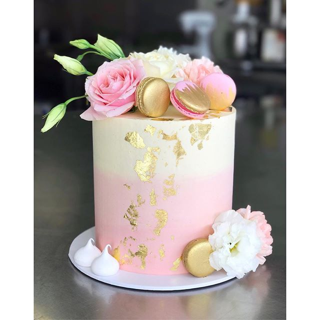 Lots of mid week cakes! This was a 7_ Lindt white chocolate and raspberry mud layered with vanilla b