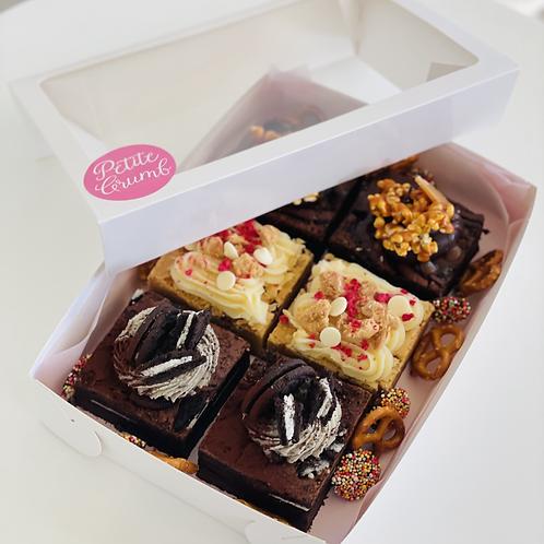Loaded Brownie Box