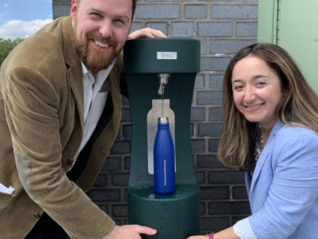 Hackney Council to install more than 20 water fountains to promote use of reusable bottles