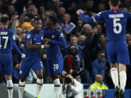 Chelsea to play Ajax at Stamford Bridge in hope of getting through to Champions League knockouts