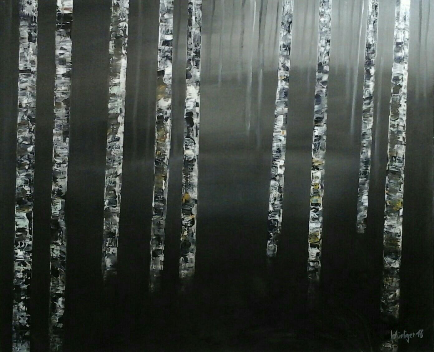 Birkenwald 3, 2016