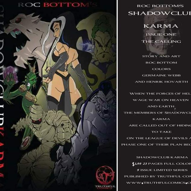 Shadowclub Karma Synopsis