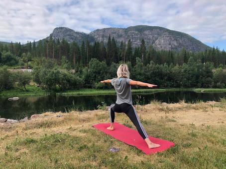 Torpo Gjestegård inviterer til Yogahelg i Hallingdal 01.-03 november - 2019