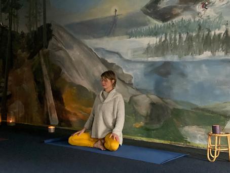 Yogahelg på Torpo i Hallingdal 30. oktober til 01. november - 2020