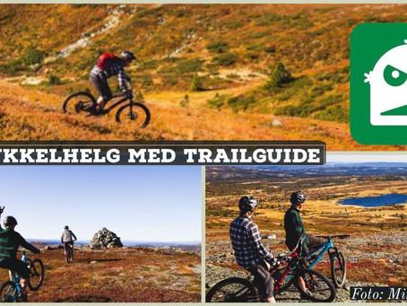 Stisykkelhelg med Trailguide 18.-20. september