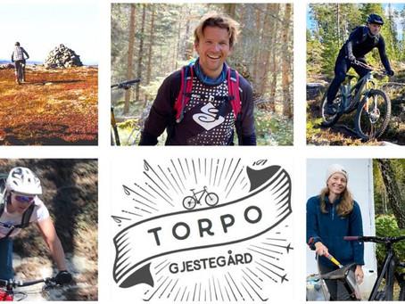 4.-6. juni inviterer Torpo Gjestegård til åpningshelg for stisykling i Hallingdal.