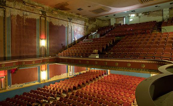 The Midland Theater: Balcony