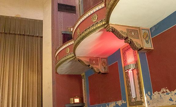The Midland Theater: 1st Floor Auditorium