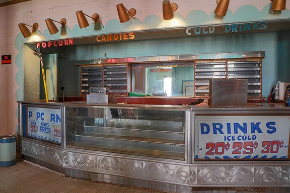 The Midland Theater: Concessions