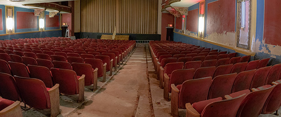The Midland Theater: 1st Floor Auditorium