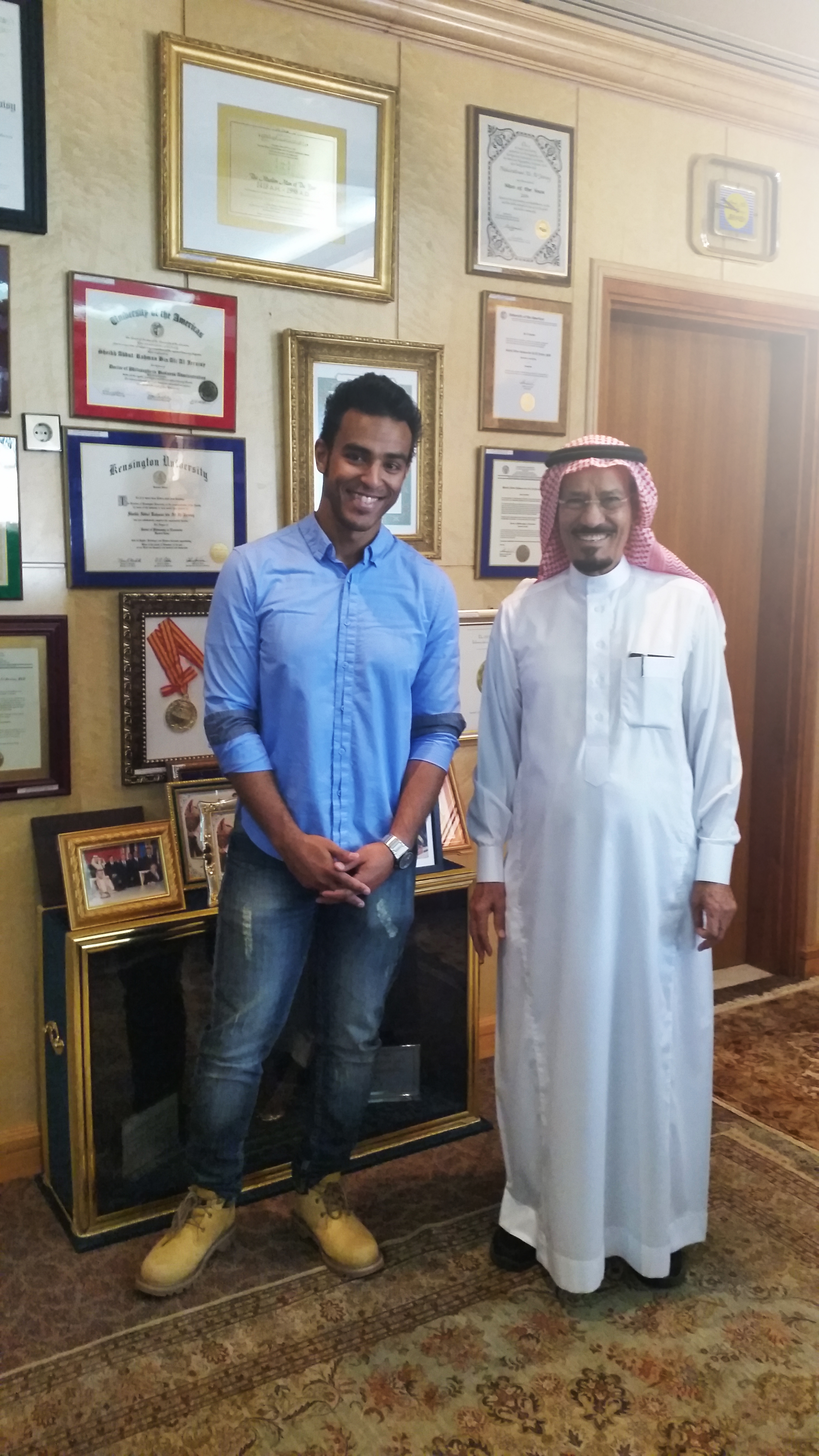 Mr. Abdulrahman Aljraisi
