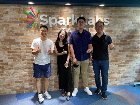 SparkLabs Taipei Research Fellow 實習心得