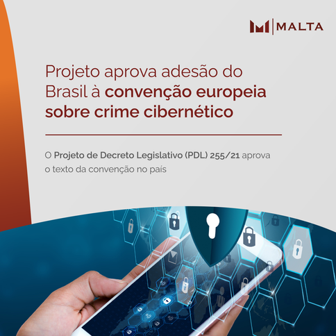 Projeto aprova adesão do Brasil à convenção europeia sobre crime cibernético