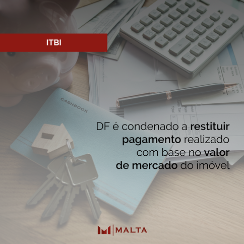 DF é condenado a restituir pagamento realizado com base no valor de mercado do imóvel