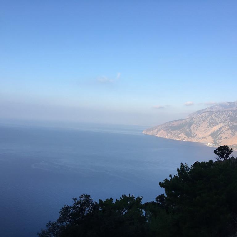 Reis terug naar je basis op Kreta