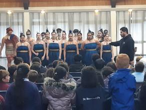 Ngā Maioha o te Rangikauia performance