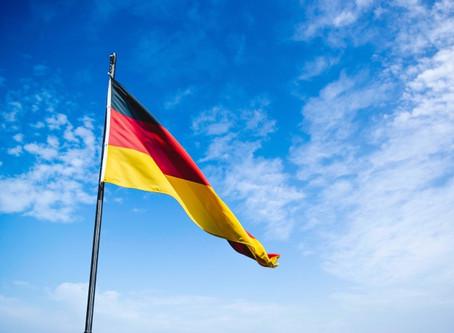 """Ogłaszamy nabór na szkolenie ,,Niemiecki dla osób wyjeżdżających do pracy """""""