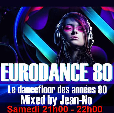 Eurodance 80 by Jean-No Génération fm