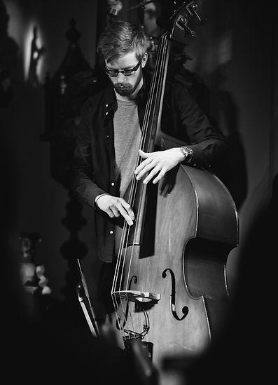 Mark Hendry Bass