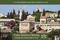 Streams of Blessing