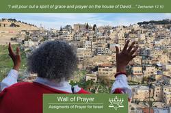 Wall of Prayer